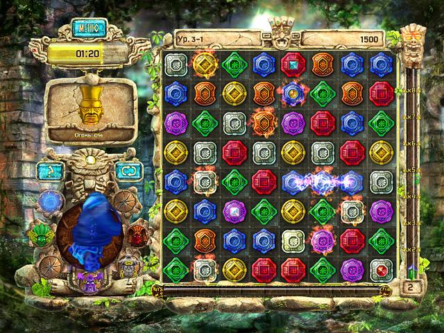 the treasures of montezuma 4 screenshot5 Сокровища Монтесумы 4