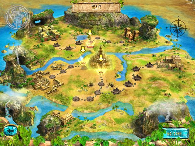 the treasures of montezuma 4 screenshot6 Сокровища Монтесумы 4