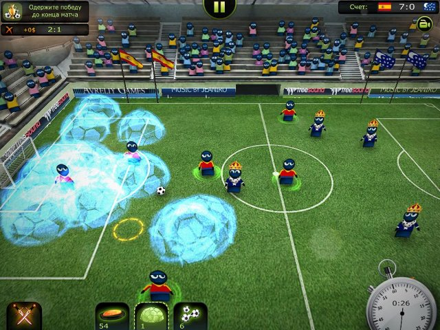 foot lol epic fail league screenshot1 Foot LOL: Epic Fail League