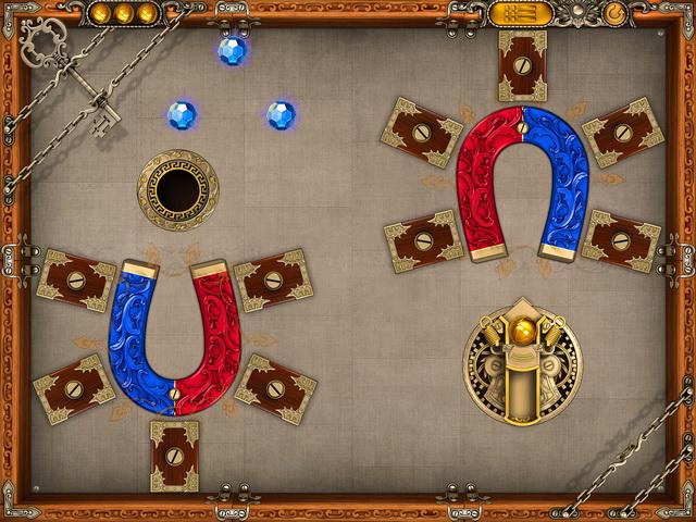 slingshot puzzle screenshot0 Бомбардир
