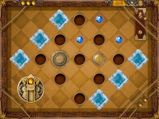 slingshot puzzle screenshot1 Бомбардир