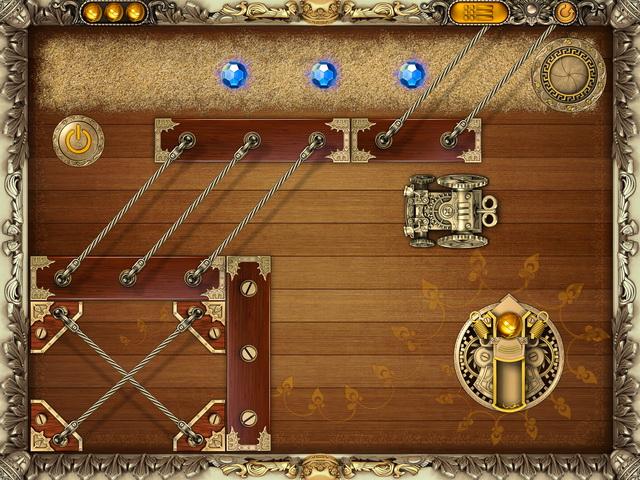slingshot puzzle screenshot2 Бомбардир