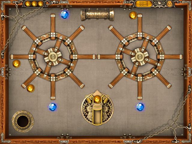slingshot puzzle screenshot3 Бомбардир