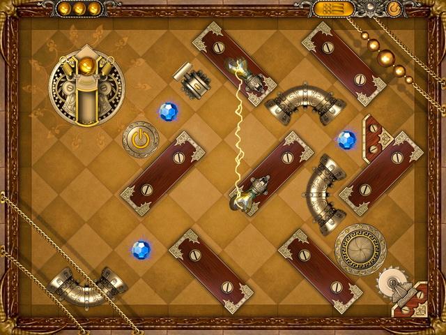 slingshot puzzle screenshot4 Бомбардир
