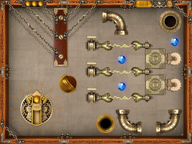 slingshot puzzle screenshot5 Бомбардир