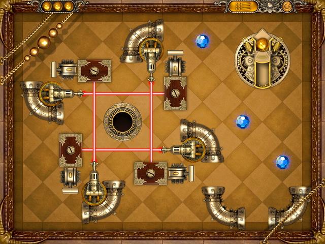 slingshot puzzle screenshot6 Бомбардир