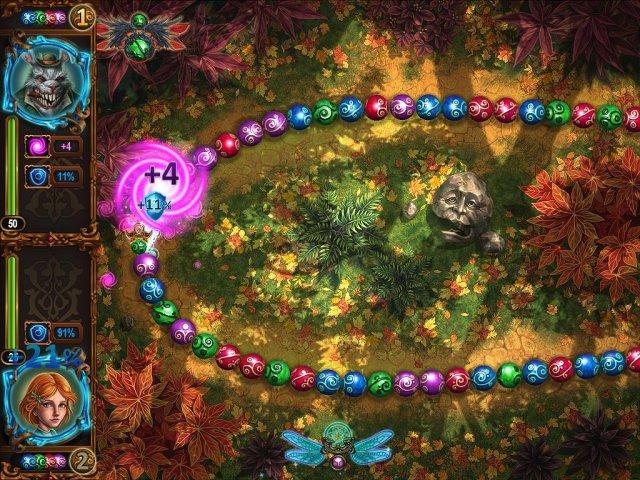 evy magic spheres screenshot2 Ведьмочка Эви. Волшебное путешествие