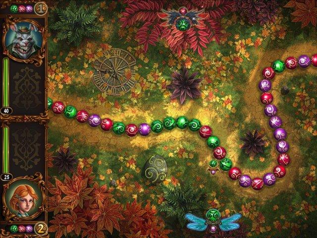 evy magic spheres screenshot3 Ведьмочка Эви. Волшебное путешествие