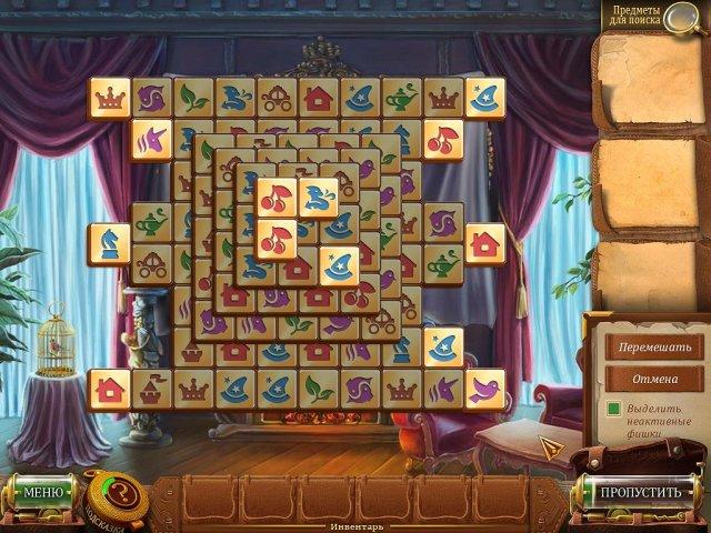mahjong secrets screenshot0 Секреты Маджонга