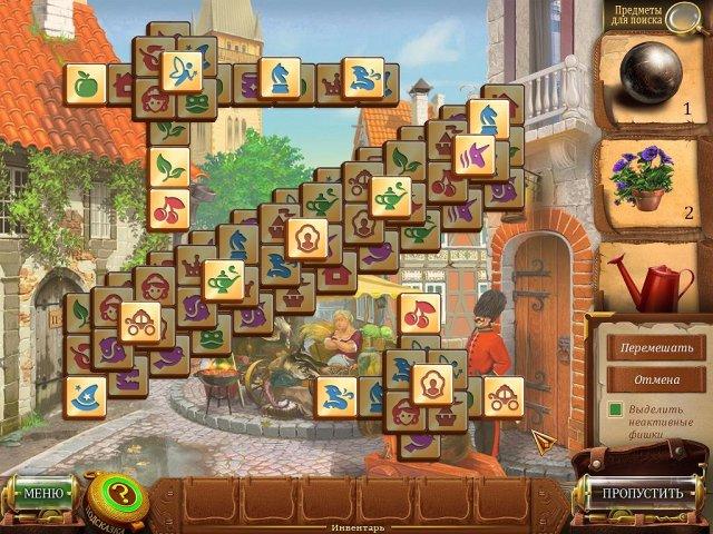 mahjong secrets screenshot2 Секреты Маджонга