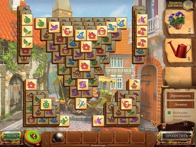 mahjong secrets screenshot3 Секреты Маджонга