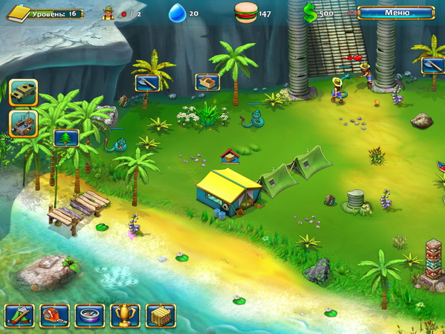 finders screenshot3 Следопыты