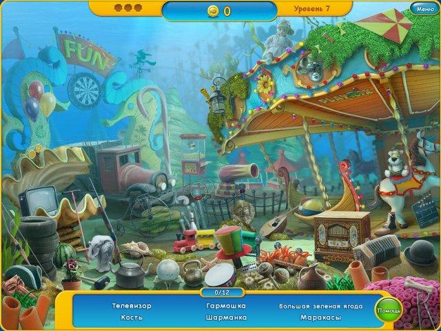 aquascapes collectors edition screenshot3 Акваскейп: Коллекционное Издание