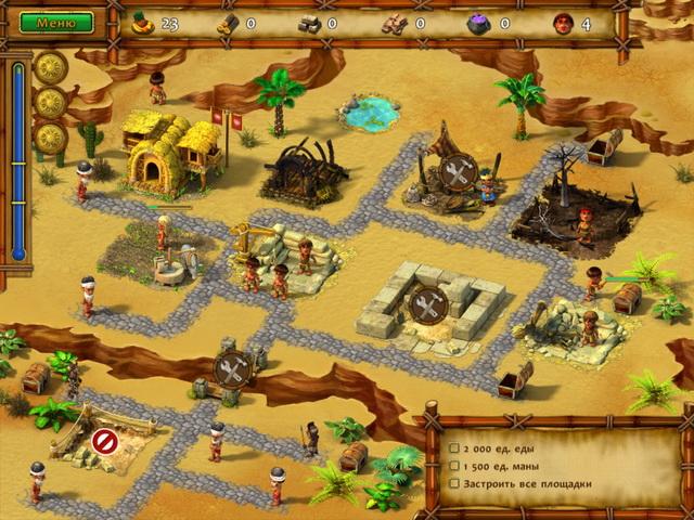 moai build your dream screenshot5 Моаи. Строители мечты