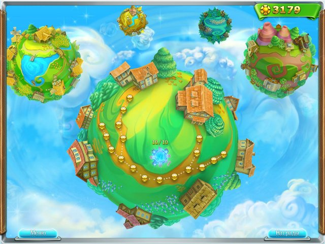 3 Хрустальный шар. Планета фермеров