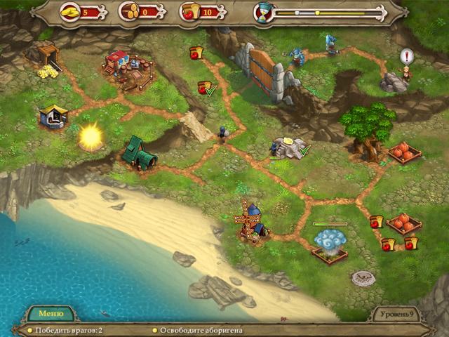 weather lord hidden realm screenshot3 Повелитель погоды. Затерянный остров