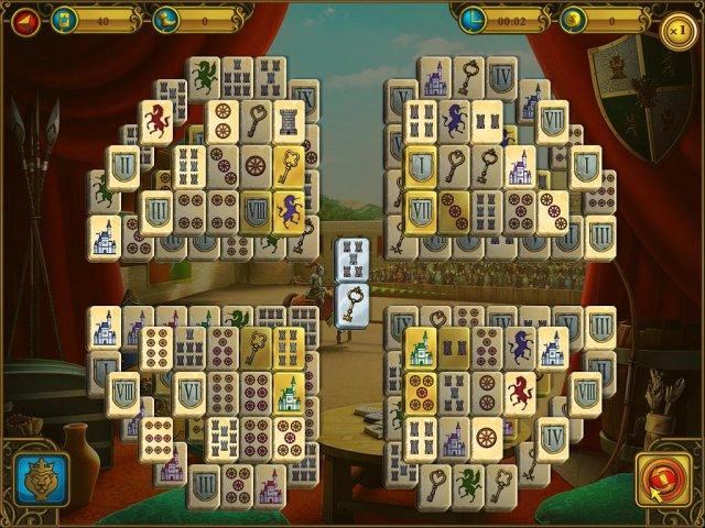 mahjong royal towers screenshot4 Маджонг. Королевские башни
