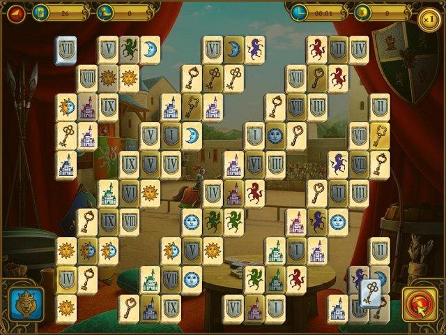 mahjong royal towers screenshot6 Маджонг. Королевские башни