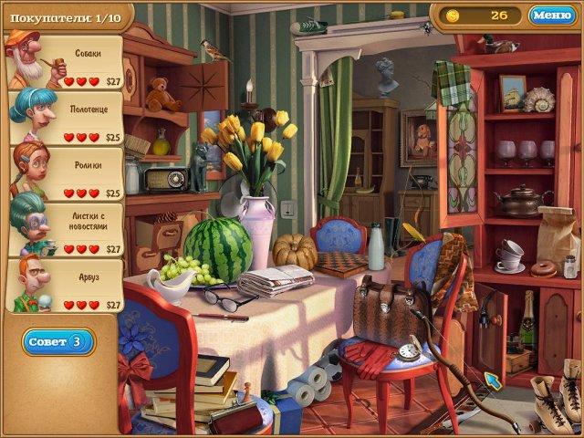 gardenscapes 2 screenshot0 Дивный сад 2. Коллекционное Издание