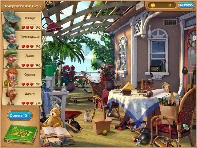 gardenscapes 2 screenshot3 Дивный сад 2. Коллекционное Издание