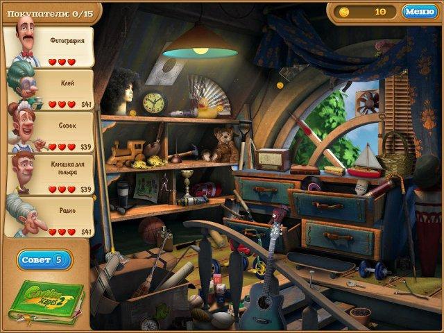 gardenscapes 2 screenshot4 Дивный сад 2. Коллекционное Издание