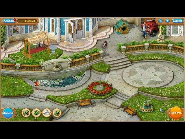 gardenscapes 2 screenshot6 Дивный сад 2. Коллекционное Издание