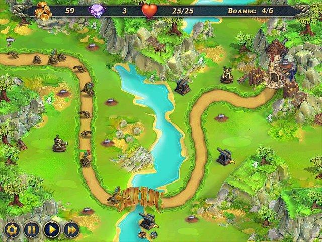 royal defense screenshot0 Королевская защита