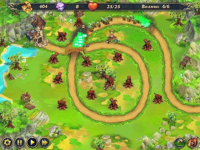 royal defense screenshot2 Королевская защита