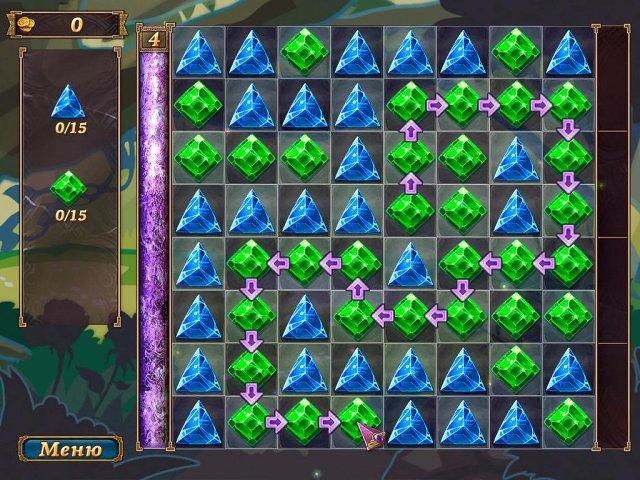 royal gems screenshot0 Сокровища короля