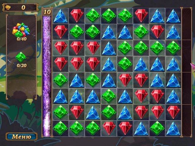 royal gems screenshot1 Сокровища короля