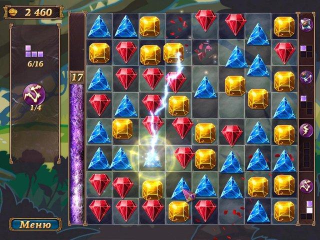 royal gems screenshot6 Сокровища короля