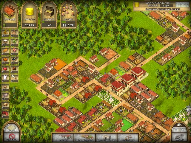 ancient rome 2 screenshot2 Древний Рим 2