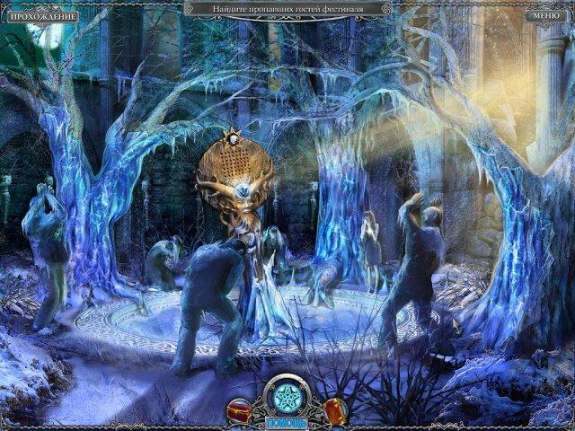hallowed legends samhain collectors edition screenshot3 Священные легенды. Самайн. Коллекционное издание