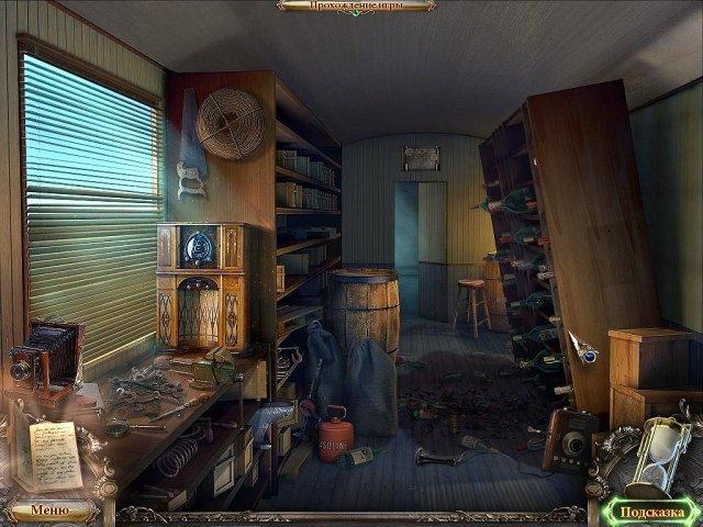 timeless the forgotten town collectors edition screenshot3 Вне времени. Потерянный город. Коллекционное издание