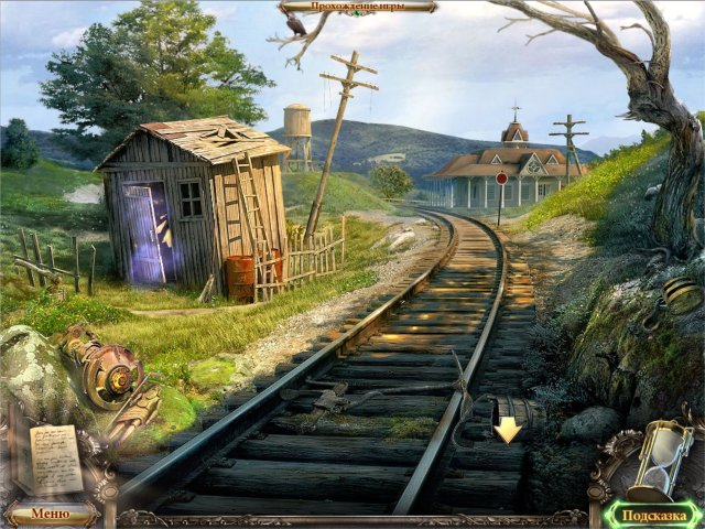 timeless the forgotten town collectors edition screenshot4 Вне времени. Потерянный город. Коллекционное издание