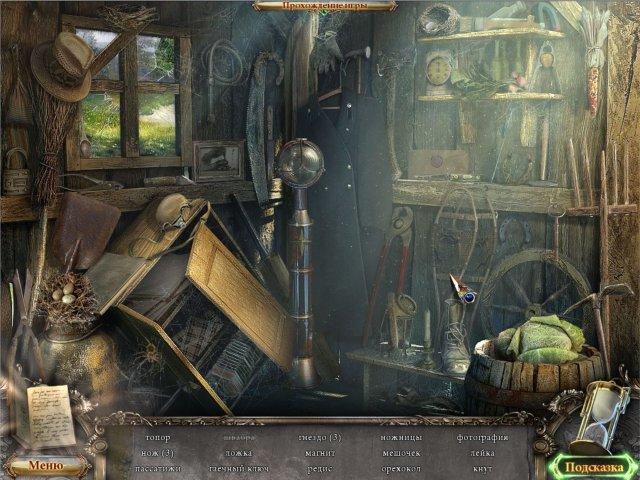 timeless the forgotten town collectors edition screenshot5 Вне времени. Потерянный город. Коллекционное издание