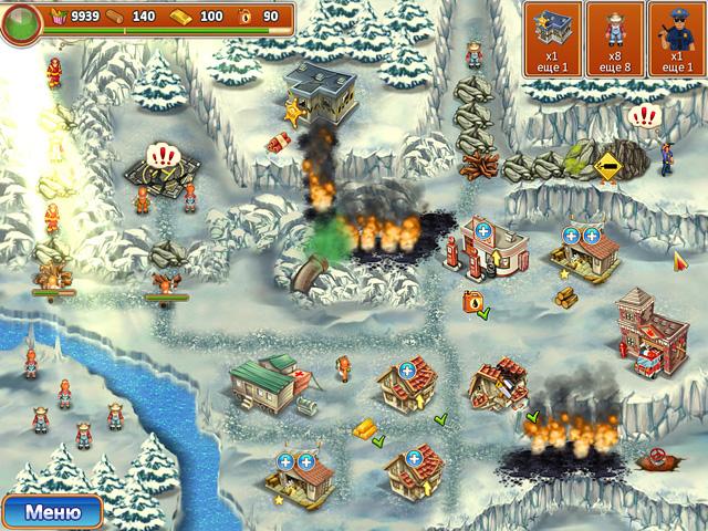 rescue team 3 screenshot1 Отважные спасатели 3