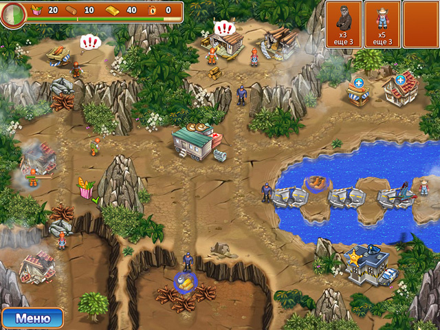 rescue team 3 screenshot4 Отважные спасатели 3