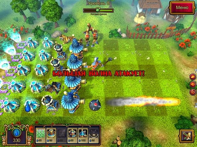 towers of oz screenshot0 Башни страны Оз
