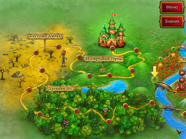 towers of oz screenshot4 Башни страны Оз