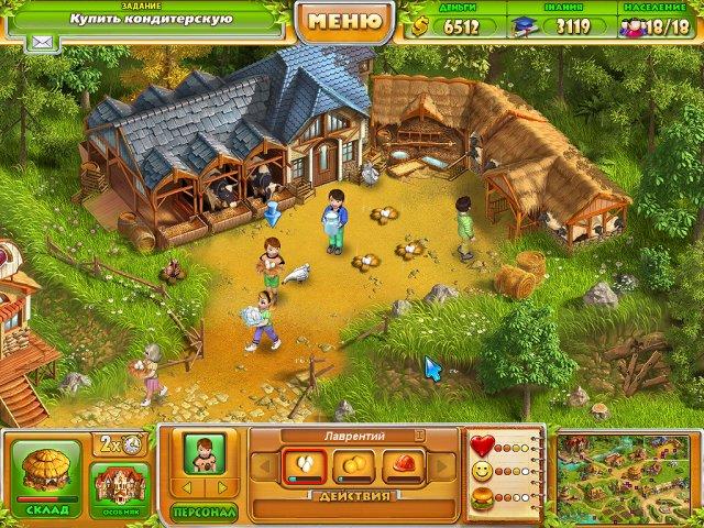 farm tribe 2 screenshot0 Фермеры 2