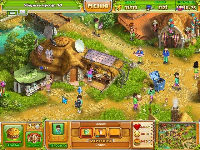 farm tribe 2 screenshot2 Фермеры 2
