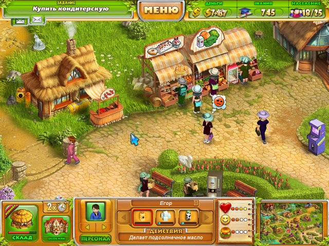farm tribe 2 screenshot3 Фермеры 2