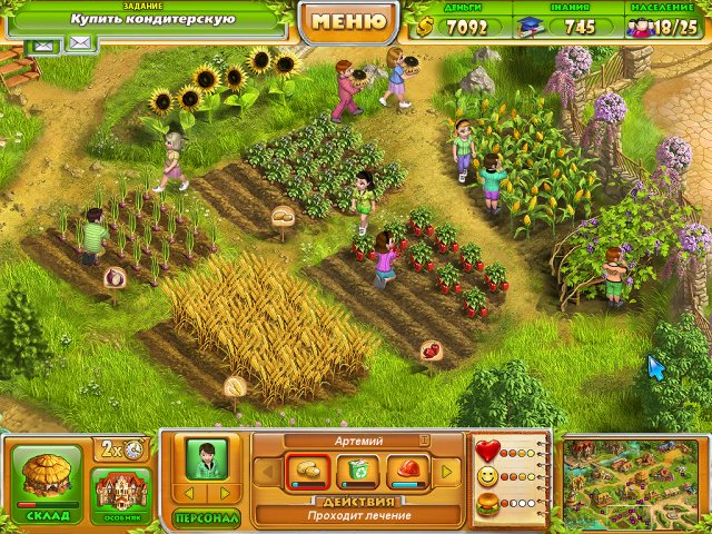 farm tribe 2 screenshot4 Фермеры 2