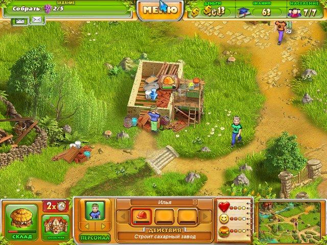 farm tribe 2 screenshot5 Фермеры 2
