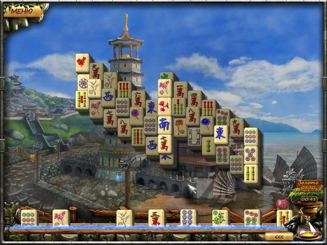 age of mahjong screenshot2 Век маджонга