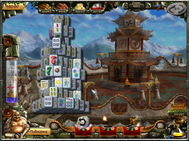 age of mahjong screenshot4 Век маджонга