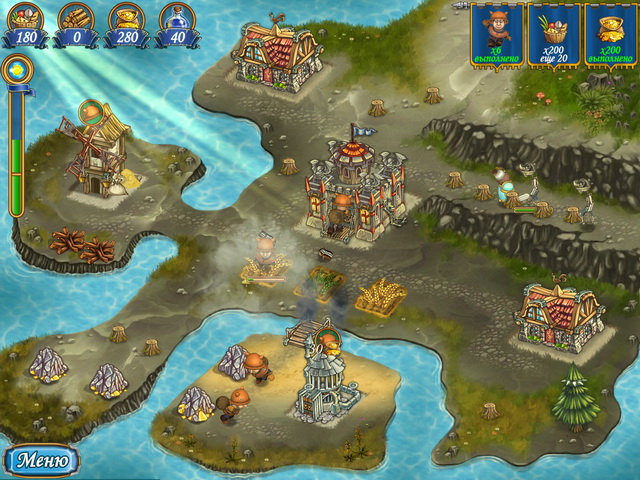 new yankee in king arthurs court 2 screenshot6 Янки при дворе короля Артура 2