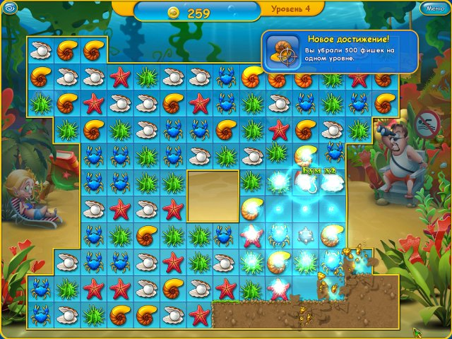 fishdom 3 screenshot3 Фишдом 3