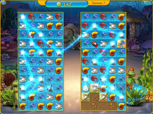 fishdom 3 screenshot6 Фишдом 3